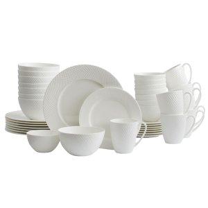 Mikasa® Stanton 40 Piece Dinnerware Set