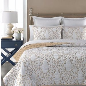 Up to 50% off+Extra 15% OffBed & Bath Sale @ Macy's