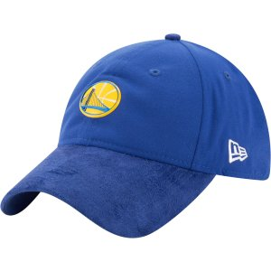 New Era Men's Golden State Warriors On-Court 9Twenty Adjustable Hat