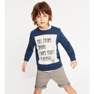 SWEATSHIRT WITH TEXT - SWEATSHIRTS-BOY | 4-14 years-KIDS-SALE | ZARA United States