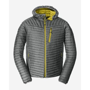 MicroTherm StormDown Hooded Jacket