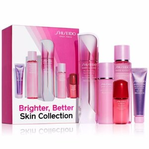 Shiseido 5-Pc. White Lucent Brighter, Better Skin Set - Gifts & Value Sets - Beauty - Macy's