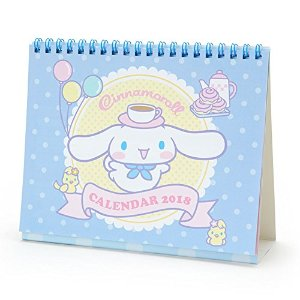 Sanrio 2018 Table Calendars