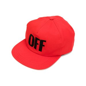 Off-Whitebig off cap