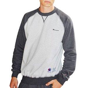 Champion Men's Retro Graphic Sweatshirt