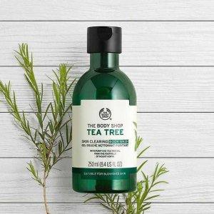 Tea Tree Skin Clearing Body Wash