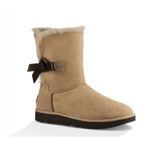 UGG® Official | Women's Classic Knot Boots | UGG.com