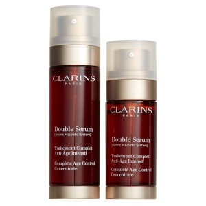 Clarins Double Serum® Complete Age Control Concentrate Duo ($208 Value) | Nordstrom