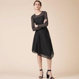 Mother's Day Event! 25% OffBlack Dresses of Spring Summer Collection @ Maje