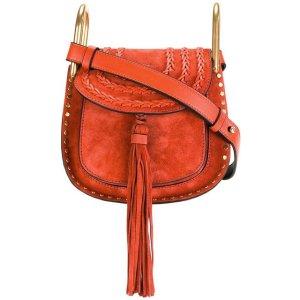 Chloé Mini Hudson Shoulder Bag - Farfetch