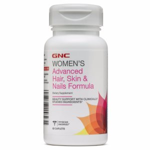 GNC Women's Advanced Hair, Skin & Nails Formula