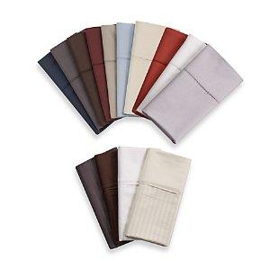 Wamsutta® Ultra Soft Sateen 525-Thread-Count Sheet Separates - Bed Bath & Beyond