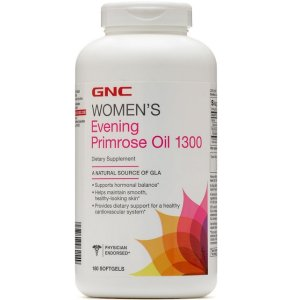 $14.99 GNC Women's Evening Primrose Oil 1300