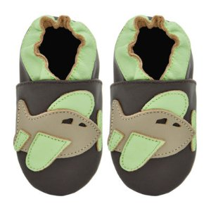Momo Baby Airplane Boys Crib Shoes-Baby - JCPenney