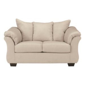 Signature Design by Ashley® Madeline Pad-Arm Upholstered Loveseat - JCPenney
