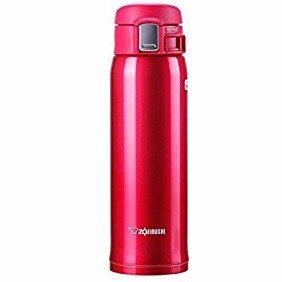 $23.99Zojirushi SM-SA48-RW Stainless Steel Mug, 16-Ounce, Clear Red