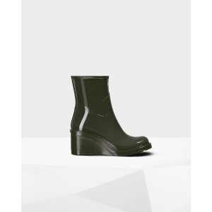 Women's Original Refined Wedge-Sole Boots