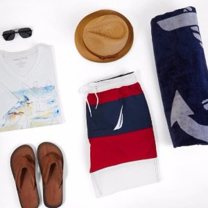 Extra 45% OFFDealmoon Exclusive Nautica Clearance Sale