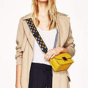 CROSSBODY BAG WITH MULTICOLOURED STRAP - View all-BAGS-WOMAN | ZARA United States