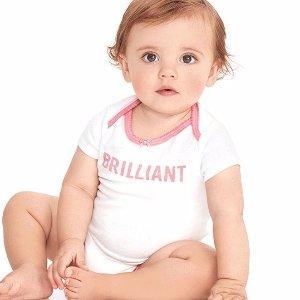 3折+额外7.5折上新: Carter's 婴儿童装年度特卖 3件套不到$5 包臀衫不到$1.2