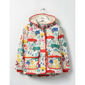 Sherpa-lined Anorak G0123 Coats & Jackets at Boden