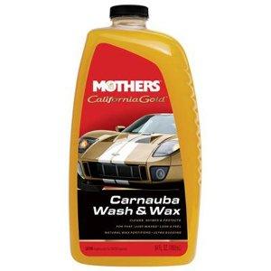 Mothers California Gold Carnauba Wash & Wax 64 oz.