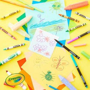 Get Crafting | Crayola | zulily