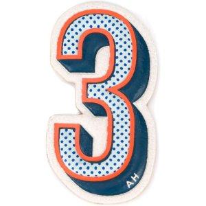 Anya Hindmarch 'Three' Sticker - Farfetch