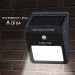 Mulcolor 12 LED Wireless Rainproof Security Motion Light