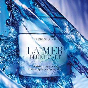 La Mer Limited Edition Blue Heart Cr�me de la Mer
