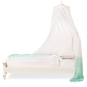 Dip-Dye Bed Canopy - Turquoise - Pillowfort™ : Target
