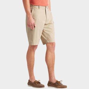 Joseph Abboud Tan Stripe Shorts - Men's Shorts | Men's Wearhouse