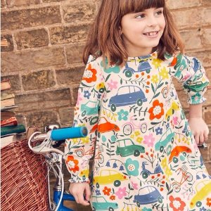 Up to 50% Off + Free ShippingNew Arrivals Kids Apparel @ Mini Boden