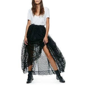 Free People | Dreaming Of You Mesh Tutu Skirt