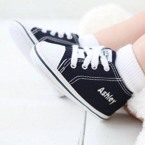 High Top Sneakers - Navy