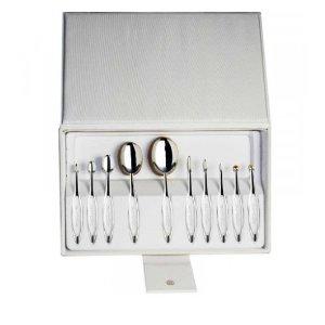 ARTIS BRUSHES White Velvet 10 Brush Set