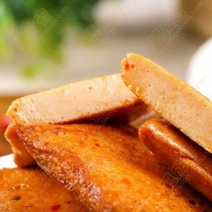 GAGAZUI Fish Tofu Spicy Flavor 660g