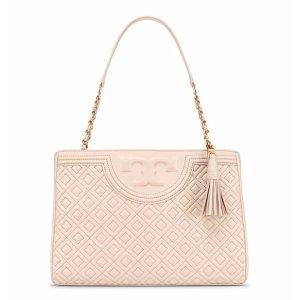 Tory Burch Fleming Open Shoulder Bag : Women's Satchels & Shoulder Bags