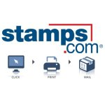 Print your own postage and shipping labels @Stamps.com
