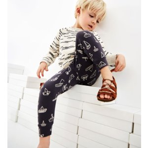 SWEATER WITH DIFFERENT SIZED STRIPES - CARDIGANS AND SWEATERS-BABY BOY | 3 months - 4 years-KIDS-SALE | ZARA United States