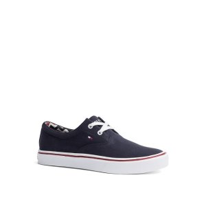 CLASSIC CANVAS SNEAKER   Tommy Hilfiger