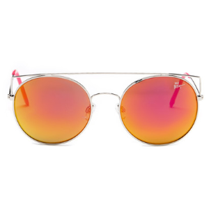 Betsey Johnson | Women's Round Aviator Sunglasses | Nordstrom Rack