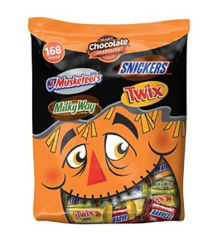 Up to 30% OffSelect Halloween Candy and Chocolate @ Amazon.com