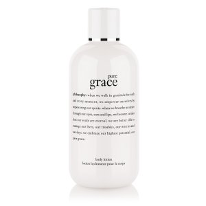 pure grace | perfumed body lotion | philosophy