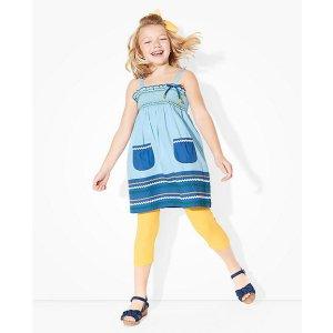 Girls Smocked Summer Sundress | Sale Special $25 Dresses Girls