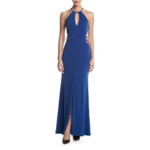 Trixxi® Cutout Long Dress