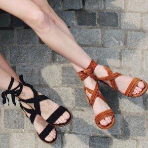 低至7折+1双额外7折,2双额外6折Steve Madden女鞋热卖 入毛毛拖鞋,经典穆勒鞋