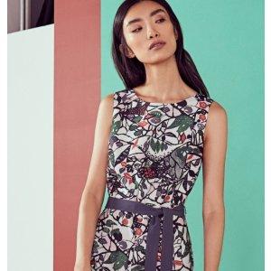 FLEUT Floral print jumpsuit