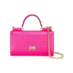Dolce & Gabbana Mini Von Wallet Crossbody Bag -