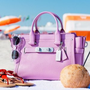 25% Off+Extra 25% Off Coach Handbags @ Bloomingdales
